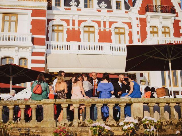 La boda de David y Eva en Gijón, Asturias 59