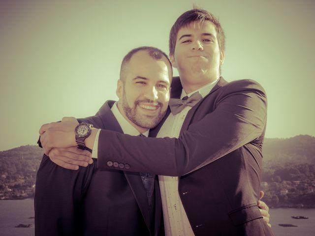 La boda de Jose y Cris en Bueu (Portela), Pontevedra 6