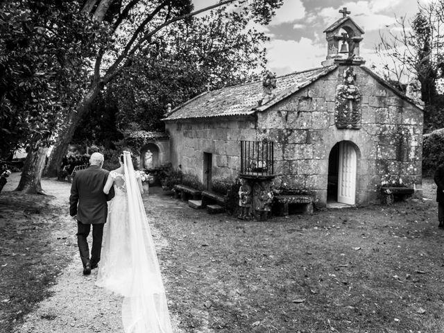La boda de Jose y Cris en Bueu (Portela), Pontevedra 15