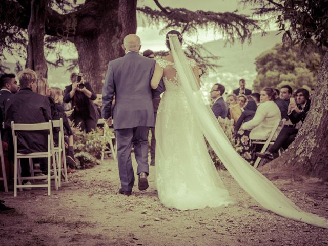 La boda de Jose y Cris en Bueu (Portela), Pontevedra 17