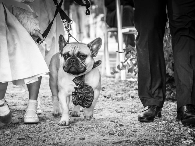 La boda de Jose y Cris en Bueu (Portela), Pontevedra 22