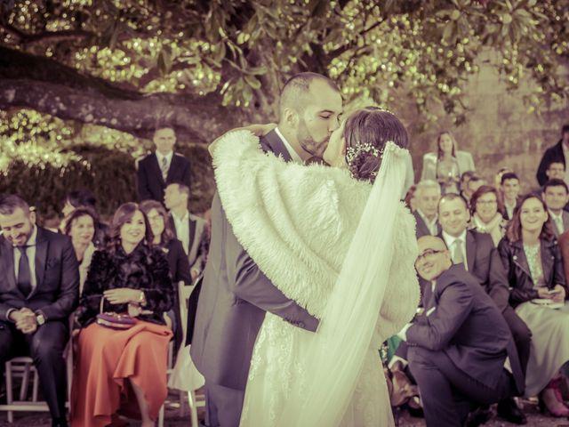 La boda de Jose y Cris en Bueu (Portela), Pontevedra 26
