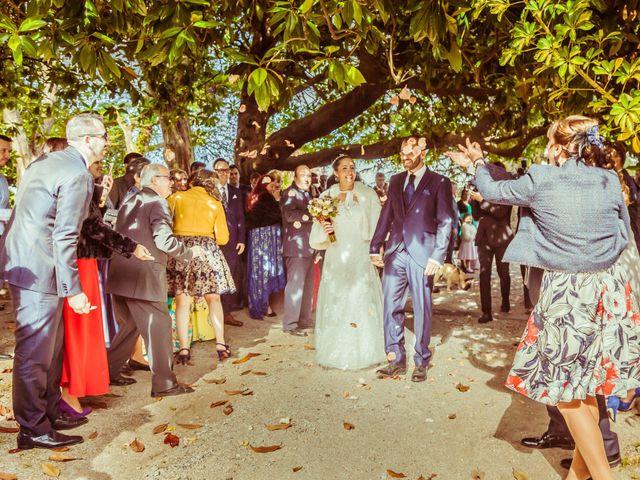 La boda de Jose y Cris en Bueu (Portela), Pontevedra 28