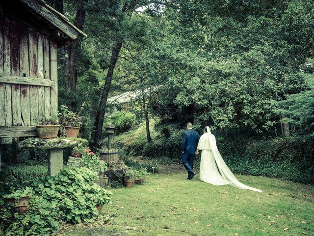La boda de Jose y Cris en Bueu (Portela), Pontevedra 32