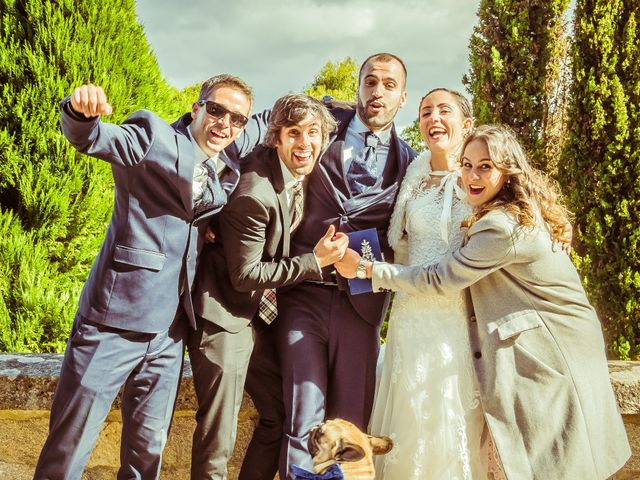 La boda de Jose y Cris en Bueu (Portela), Pontevedra 36