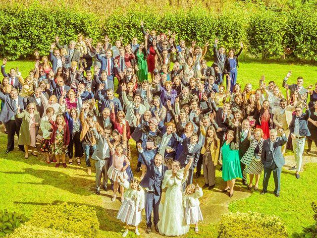 La boda de Jose y Cris en Bueu (Portela), Pontevedra 38