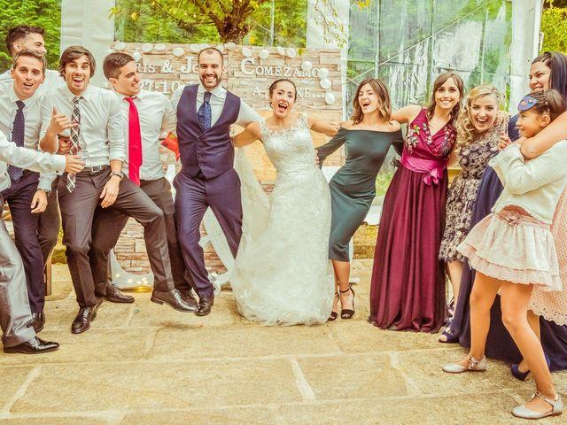 La boda de Jose y Cris en Bueu (Portela), Pontevedra 56