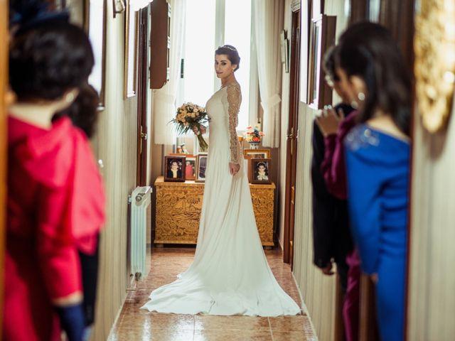 La boda de Javi y Sonia en Villarrubia De Los Ojos, Ciudad Real 14