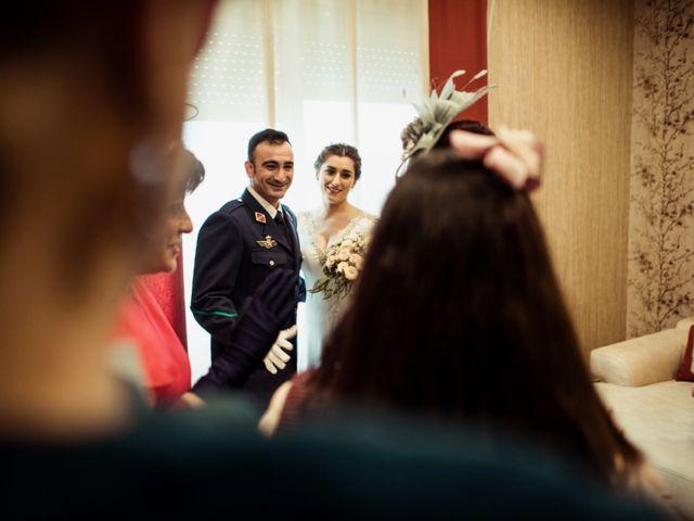 La boda de Javi y Sonia en Villarrubia De Los Ojos, Ciudad Real 17