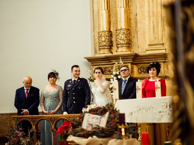 La boda de Javi y Sonia en Villarrubia De Los Ojos, Ciudad Real 22