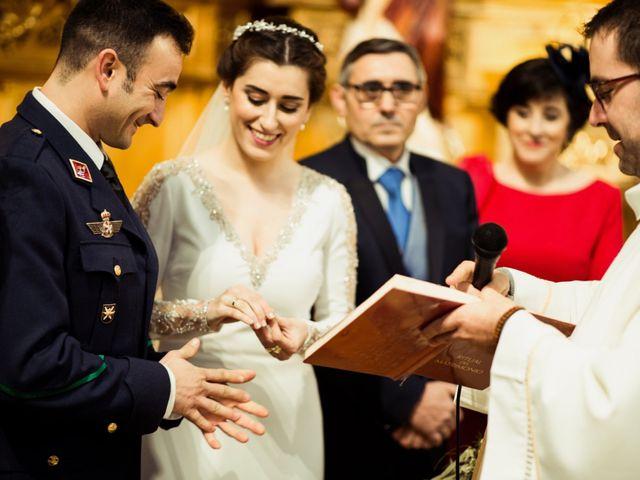 La boda de Javi y Sonia en Villarrubia De Los Ojos, Ciudad Real 24