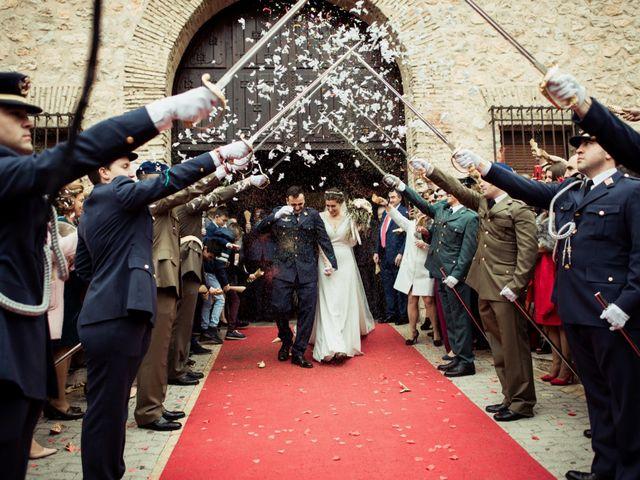 La boda de Javi y Sonia en Villarrubia De Los Ojos, Ciudad Real 28