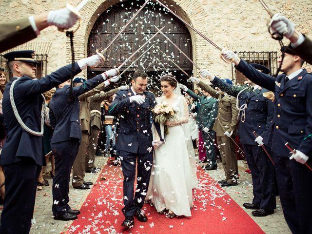 La boda de Javi y Sonia en Villarrubia De Los Ojos, Ciudad Real 29