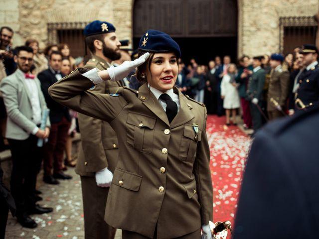 La boda de Javi y Sonia en Villarrubia De Los Ojos, Ciudad Real 30