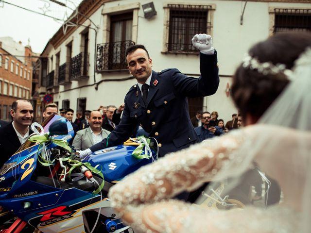 La boda de Javi y Sonia en Villarrubia De Los Ojos, Ciudad Real 33