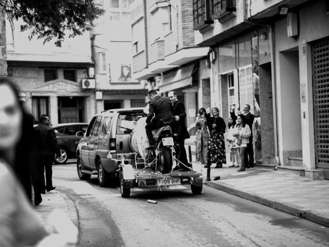 La boda de Javi y Sonia en Villarrubia De Los Ojos, Ciudad Real 37