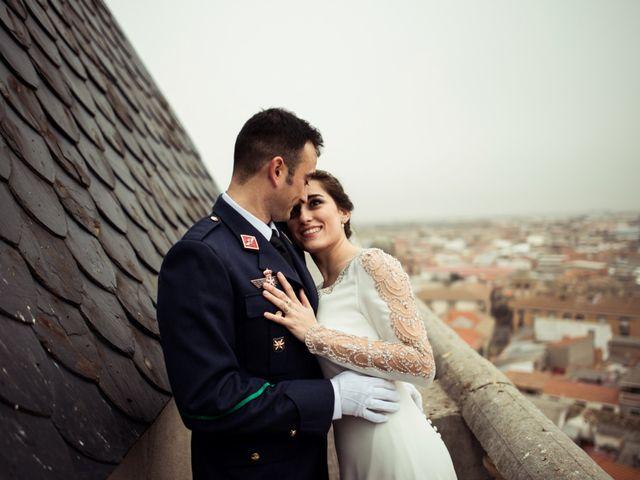 La boda de Javi y Sonia en Villarrubia De Los Ojos, Ciudad Real 39