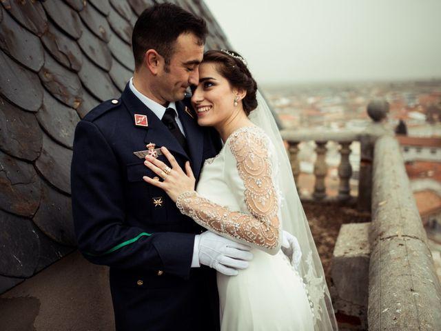 La boda de Javi y Sonia en Villarrubia De Los Ojos, Ciudad Real 40
