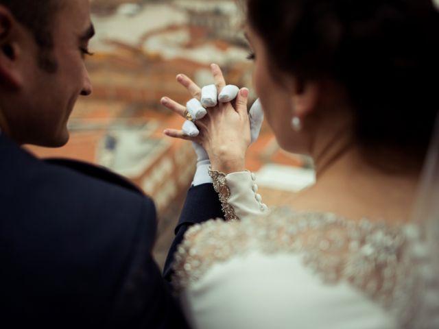 La boda de Javi y Sonia en Villarrubia De Los Ojos, Ciudad Real 41