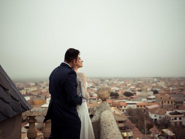 La boda de Javi y Sonia en Villarrubia De Los Ojos, Ciudad Real 42