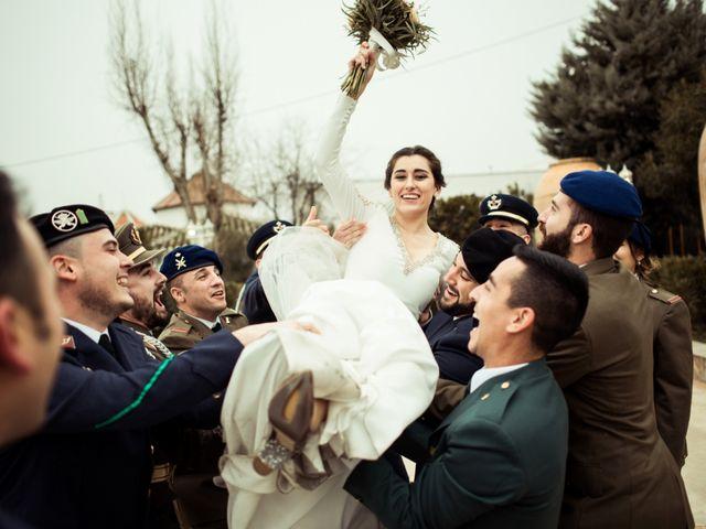 La boda de Javi y Sonia en Villarrubia De Los Ojos, Ciudad Real 47