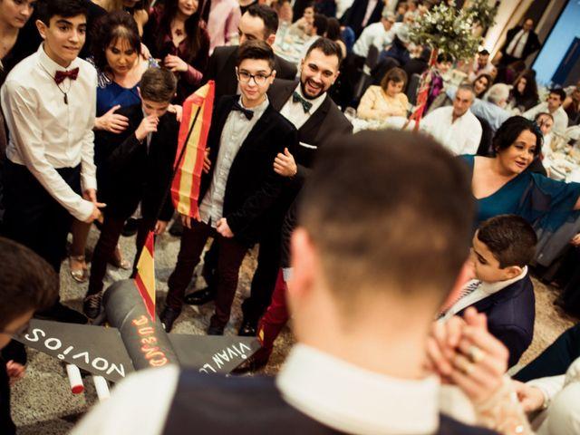 La boda de Javi y Sonia en Villarrubia De Los Ojos, Ciudad Real 52