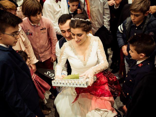 La boda de Javi y Sonia en Villarrubia De Los Ojos, Ciudad Real 53