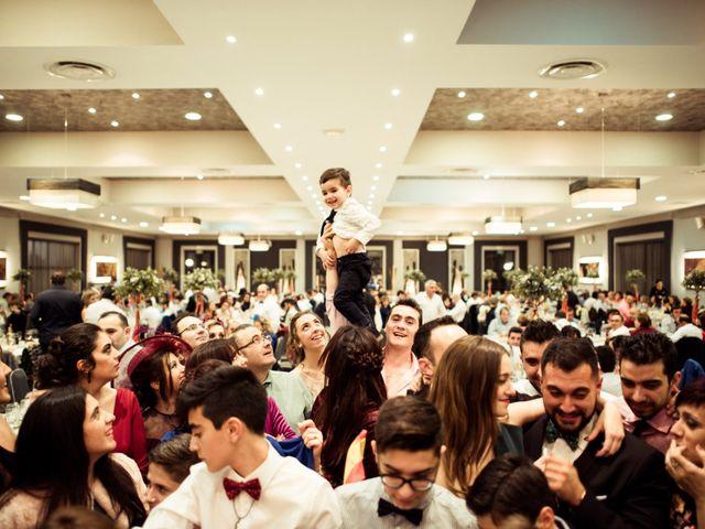La boda de Javi y Sonia en Villarrubia De Los Ojos, Ciudad Real 54