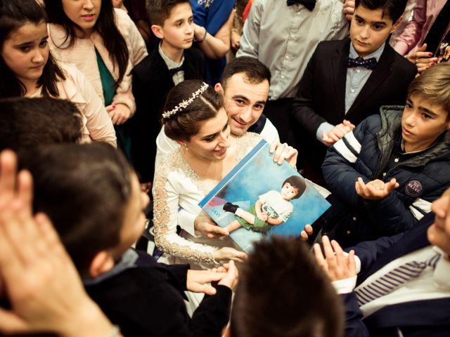 La boda de Javi y Sonia en Villarrubia De Los Ojos, Ciudad Real 55