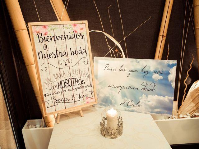 La boda de Javi y Sonia en Villarrubia De Los Ojos, Ciudad Real 57
