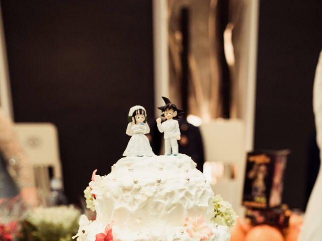 La boda de Javi y Sonia en Villarrubia De Los Ojos, Ciudad Real 61