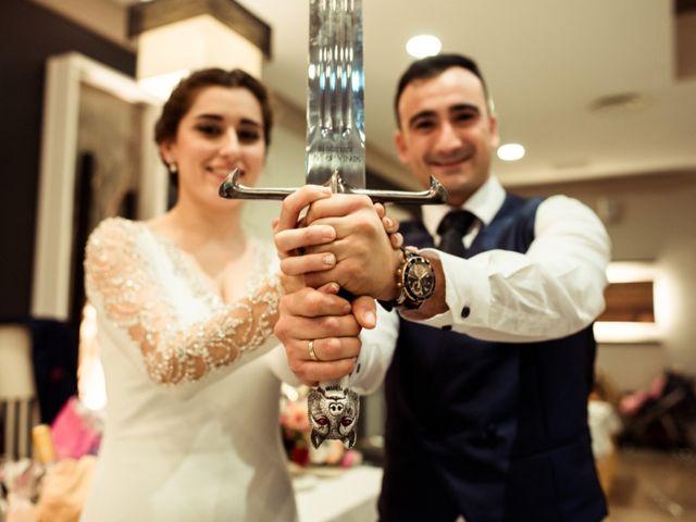 La boda de Javi y Sonia en Villarrubia De Los Ojos, Ciudad Real 62