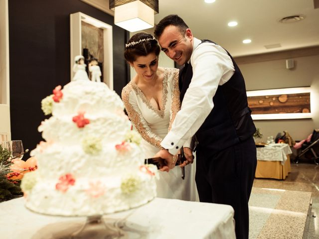 La boda de Javi y Sonia en Villarrubia De Los Ojos, Ciudad Real 63