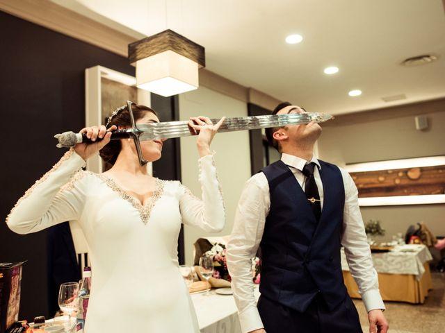 La boda de Javi y Sonia en Villarrubia De Los Ojos, Ciudad Real 65