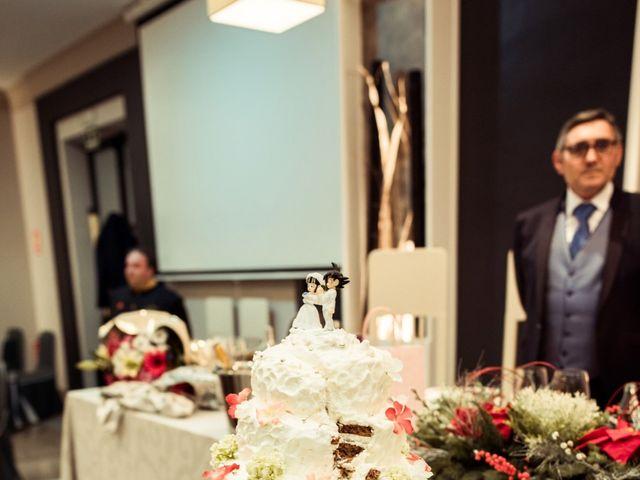 La boda de Javi y Sonia en Villarrubia De Los Ojos, Ciudad Real 67