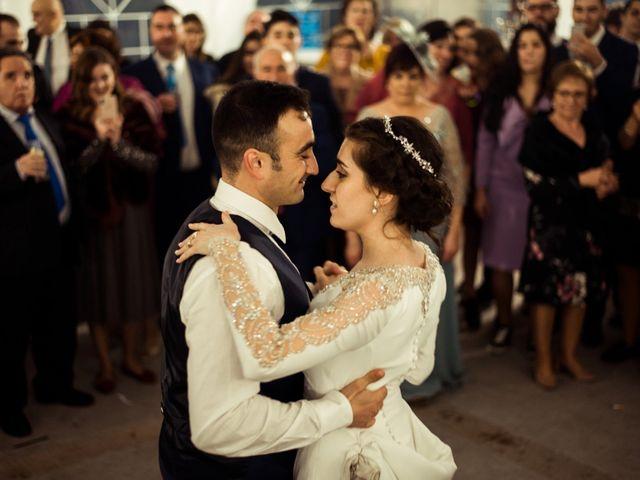 La boda de Javi y Sonia en Villarrubia De Los Ojos, Ciudad Real 72
