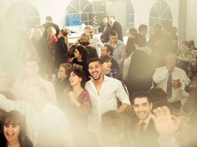 La boda de Javi y Sonia en Villarrubia De Los Ojos, Ciudad Real 76