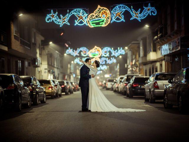 La boda de Javi y Sonia en Villarrubia De Los Ojos, Ciudad Real 84