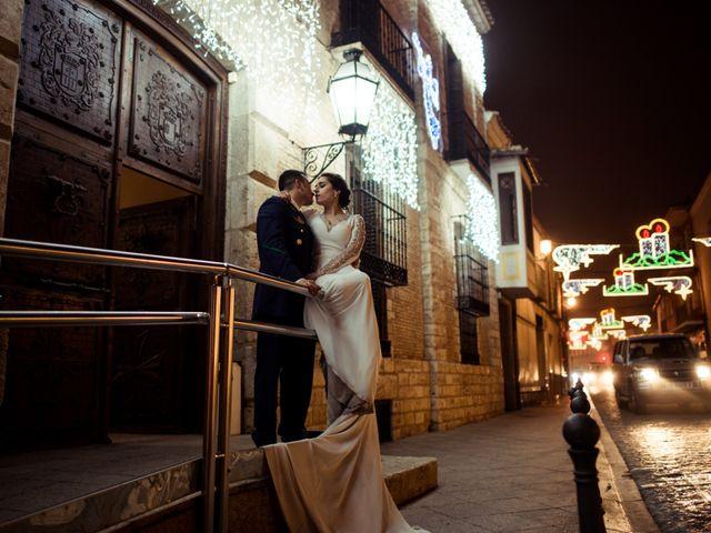 La boda de Javi y Sonia en Villarrubia De Los Ojos, Ciudad Real 88