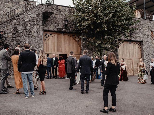 La boda de Dani y Moni en Gijón, Asturias 92