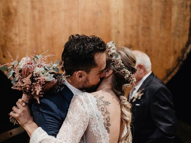 La boda de Dani y Moni en Gijón, Asturias 116