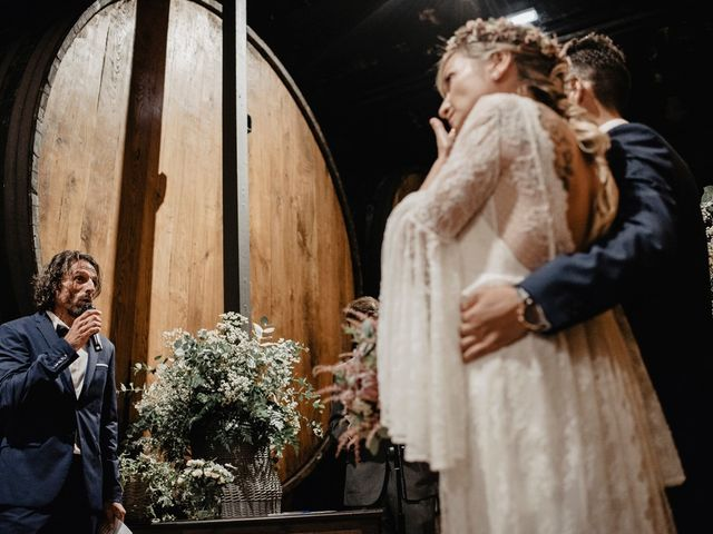 La boda de Dani y Moni en Gijón, Asturias 129