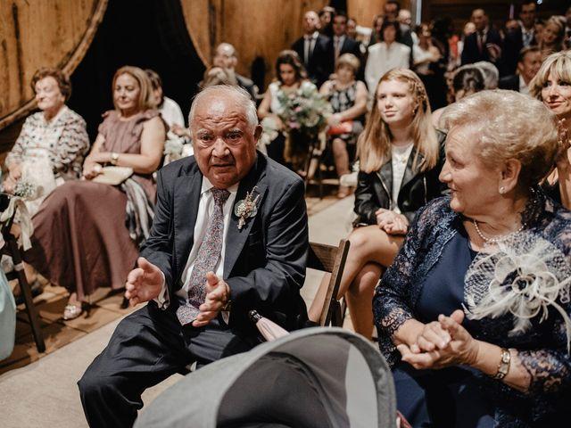 La boda de Dani y Moni en Gijón, Asturias 136