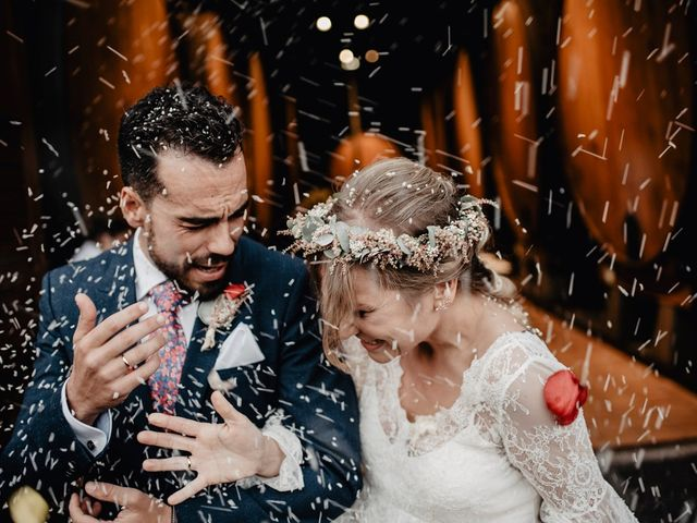 La boda de Dani y Moni en Gijón, Asturias 151