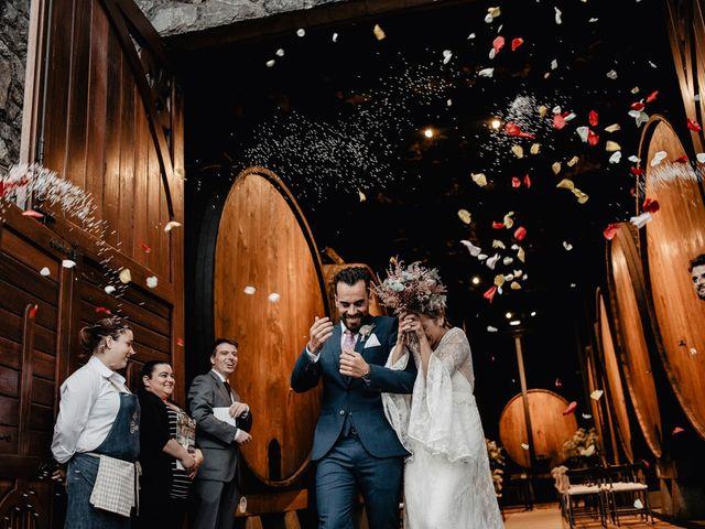 La boda de Dani y Moni en Gijón, Asturias 152