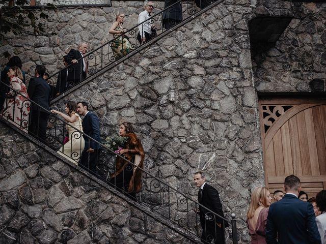 La boda de Dani y Moni en Gijón, Asturias 165