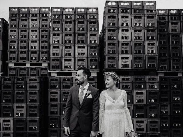 La boda de Dani y Moni en Gijón, Asturias 166