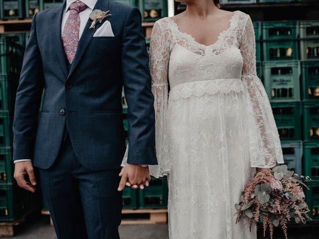 La boda de Dani y Moni en Gijón, Asturias 168