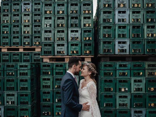 La boda de Dani y Moni en Gijón, Asturias 170