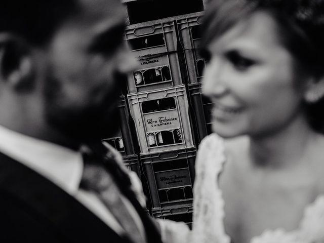 La boda de Dani y Moni en Gijón, Asturias 173